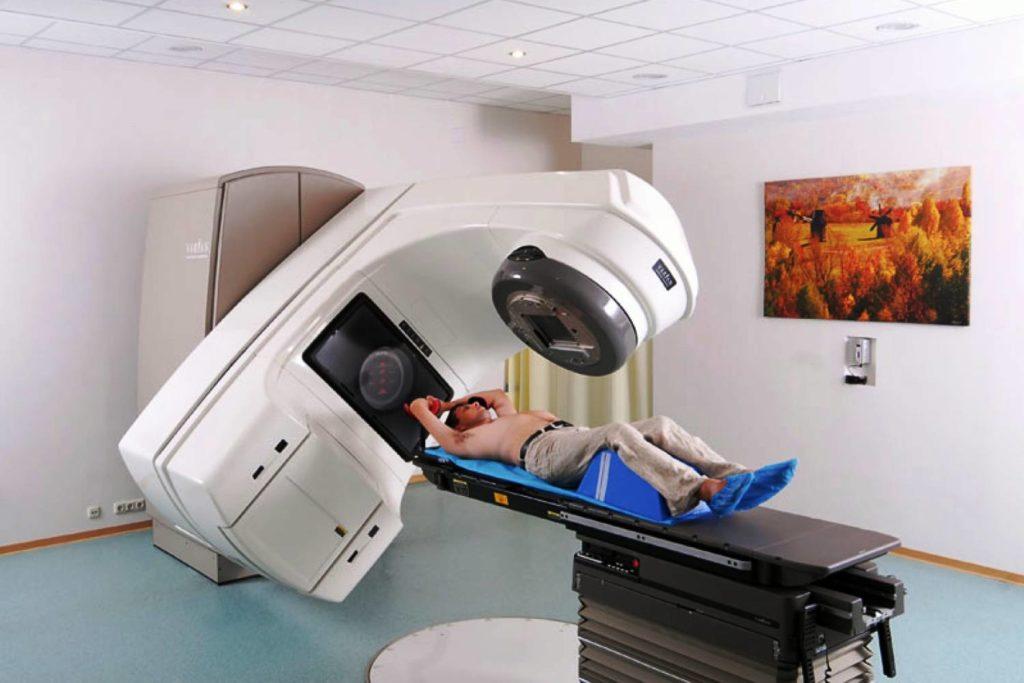 Методы ионизирующей радиации
