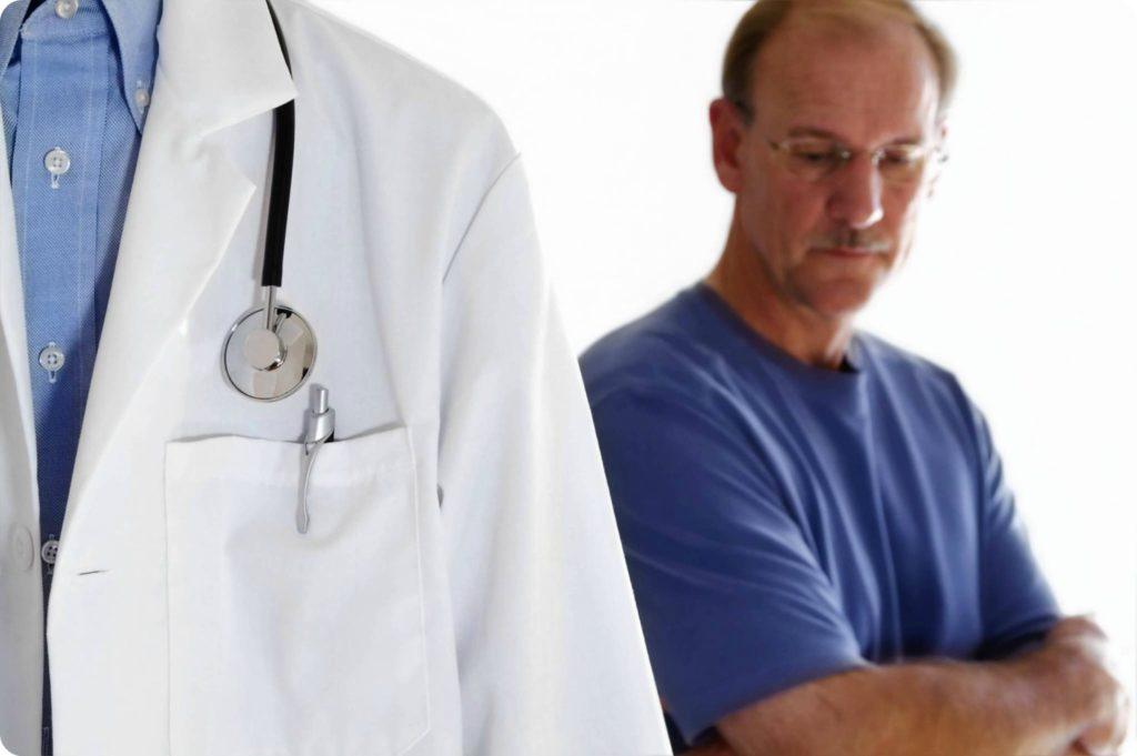 Лечение рака простаты на ранних стадиях