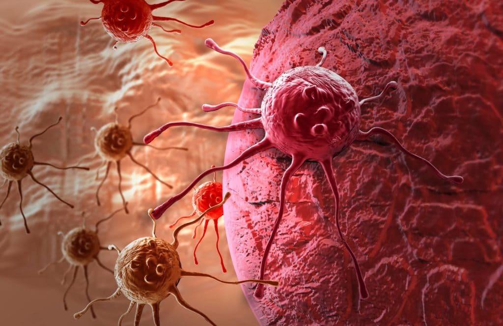 Рак на клеточном уровне