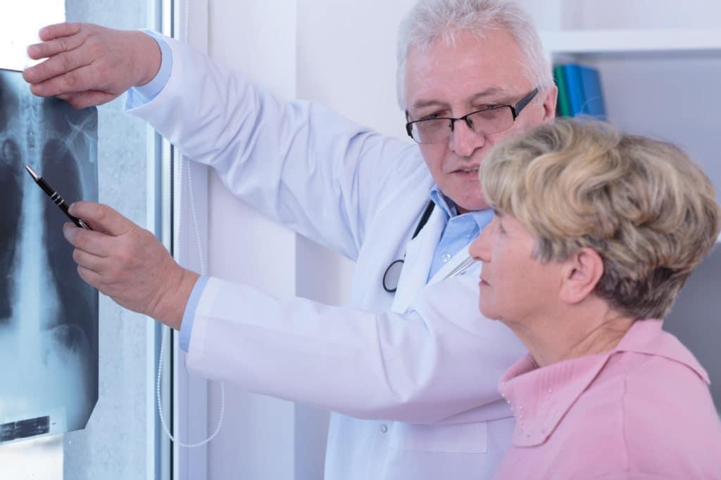 Диагностика рака лёгких