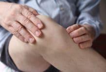 Гигрома на колене