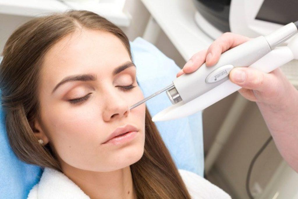 Хирургическое удаление базалиомы на носу