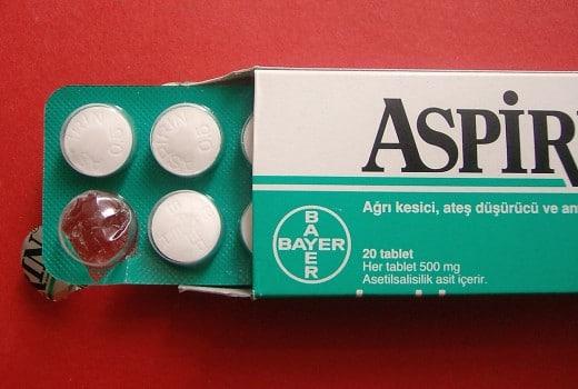 Дозировка аспирина для профилактики рака