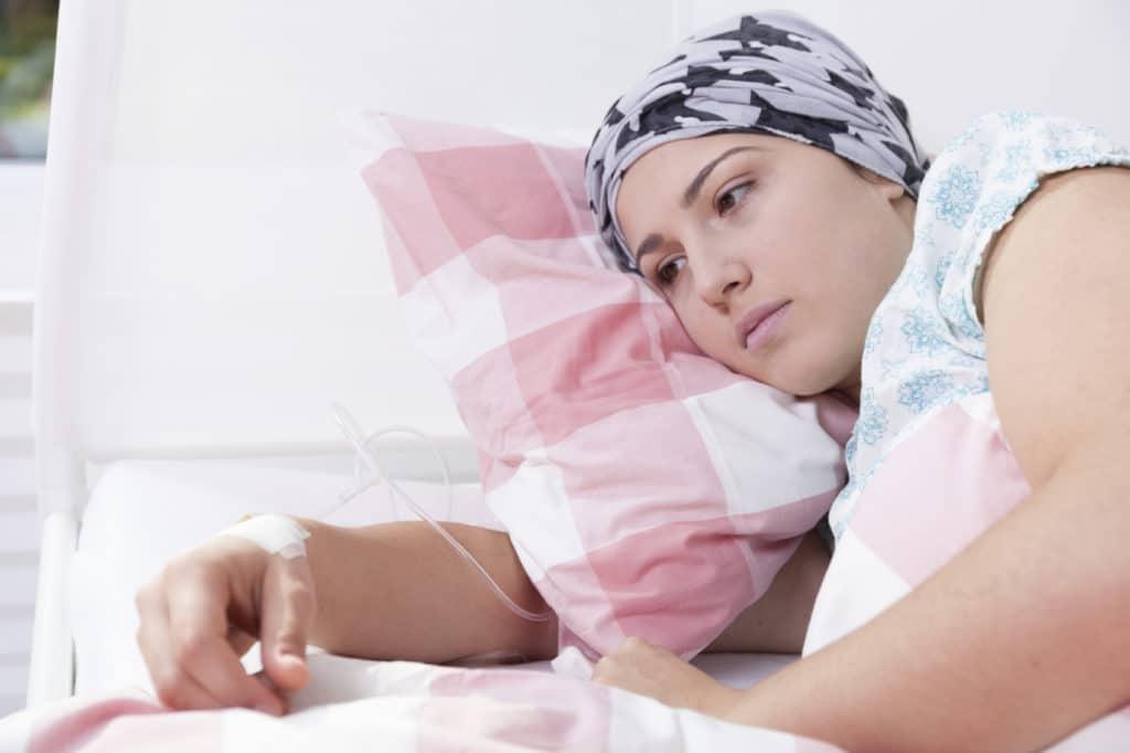 Падение иммунитета неизбежно после прохождения курса химеотерапии.