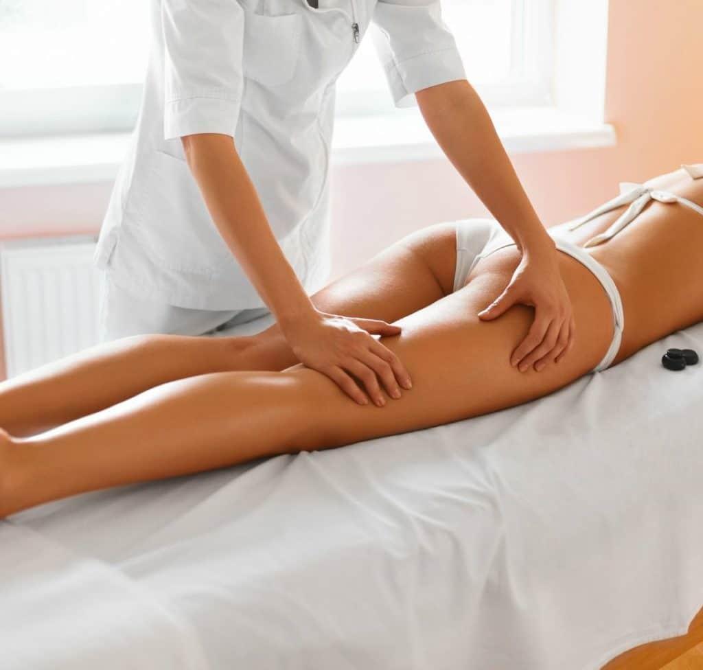 При миоме антицеллюлитный массаж противопоказан