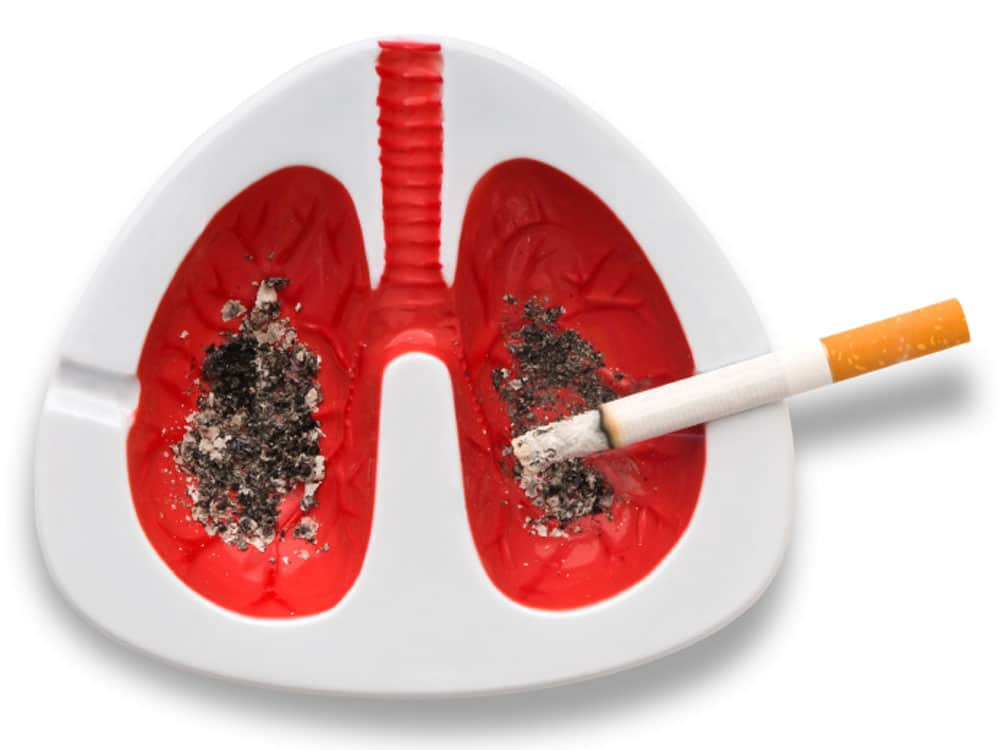 курение - причина рака