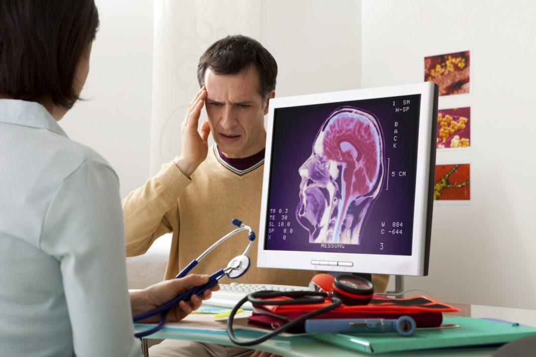 Рак на лечение головой мозг
