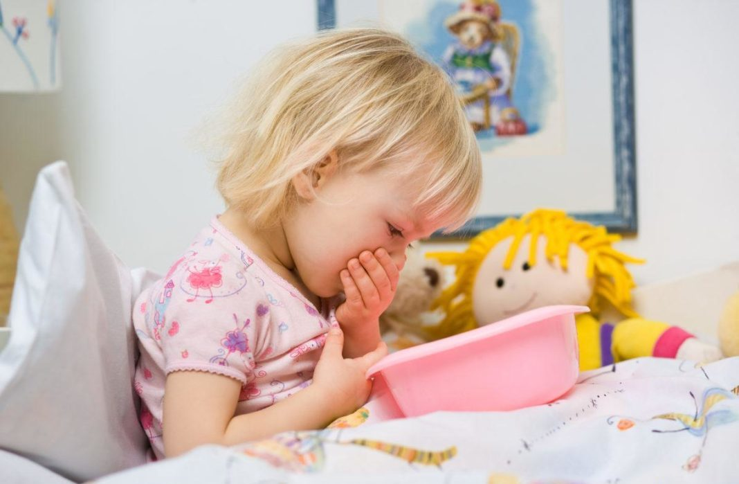 Опухоль головного мозга у ребенка