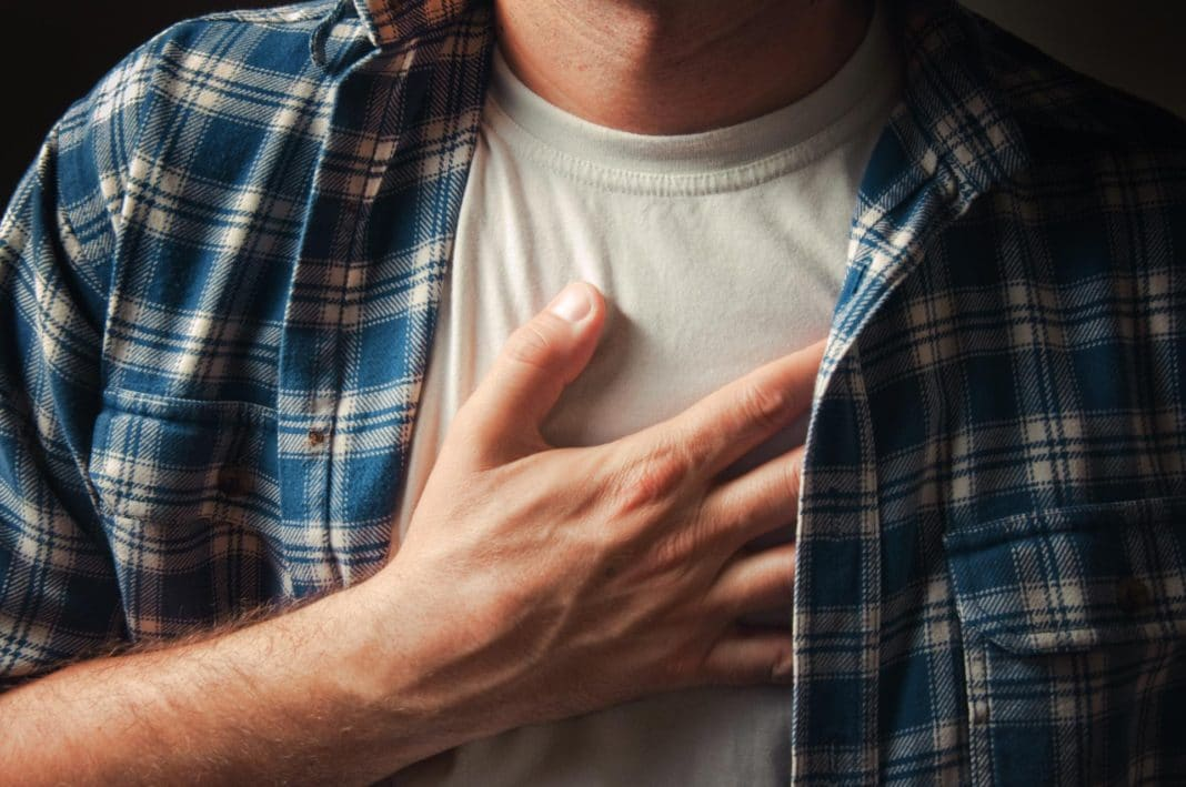 Рак грудины у мужчин лечение