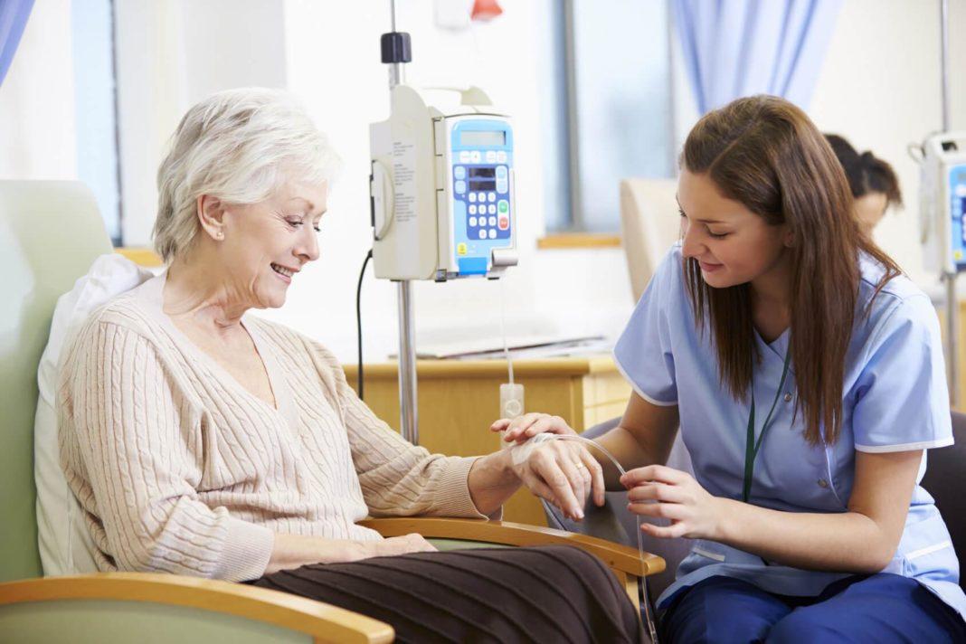 Лечение рака грудей герцептином