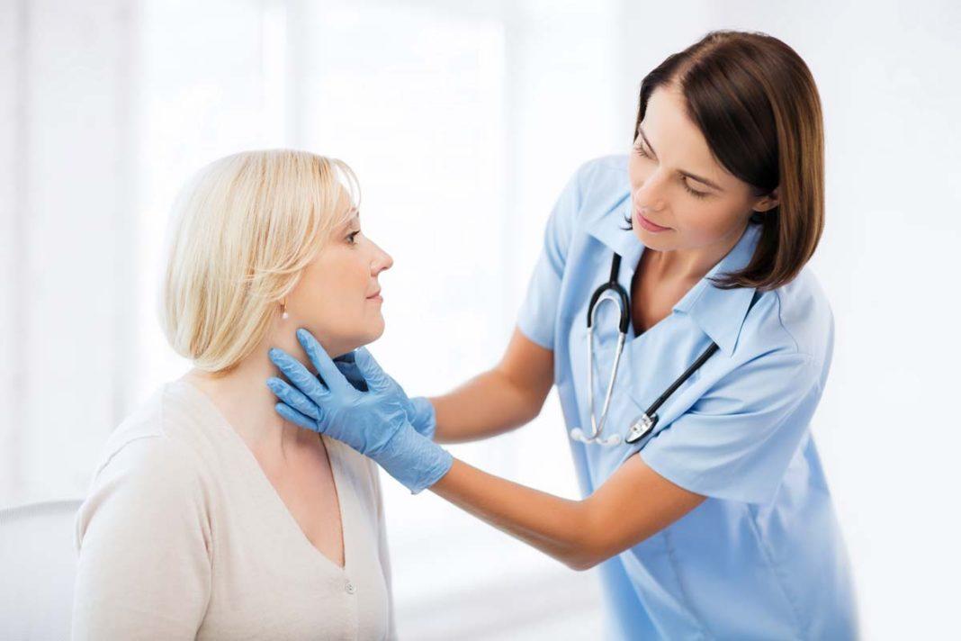 Диагностика рака горла