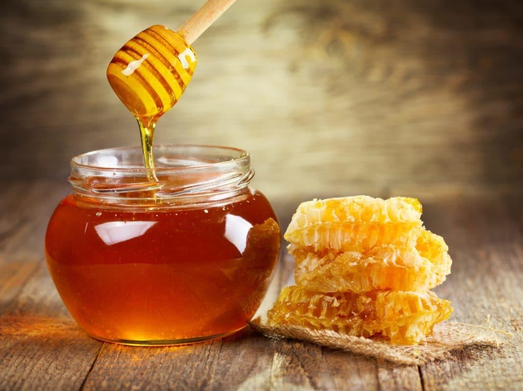 Мед от рака