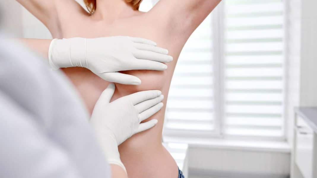 Олеогранулема молочной железы