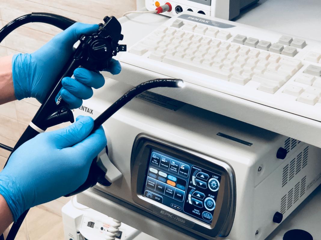 Флюорисцентная эндоскопия при раке гортани