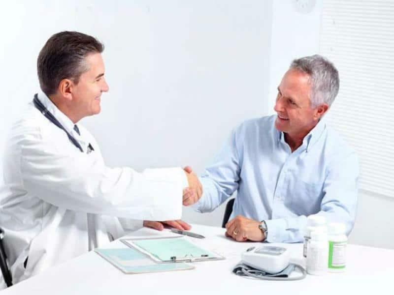 письменное согласие пациента