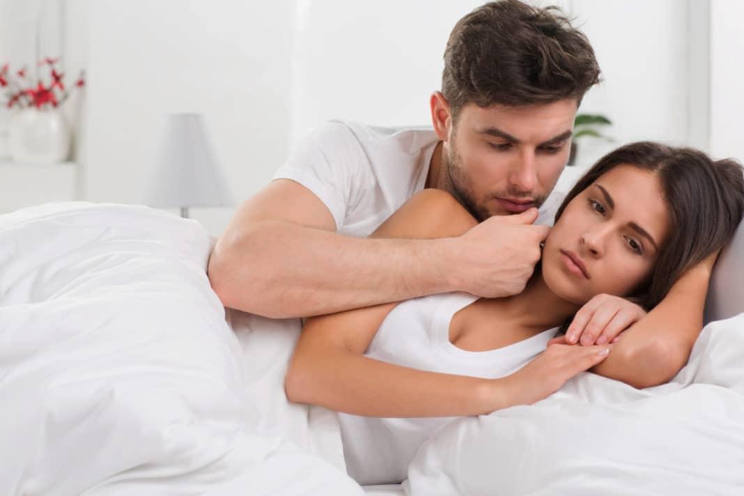Атерома на половой губе