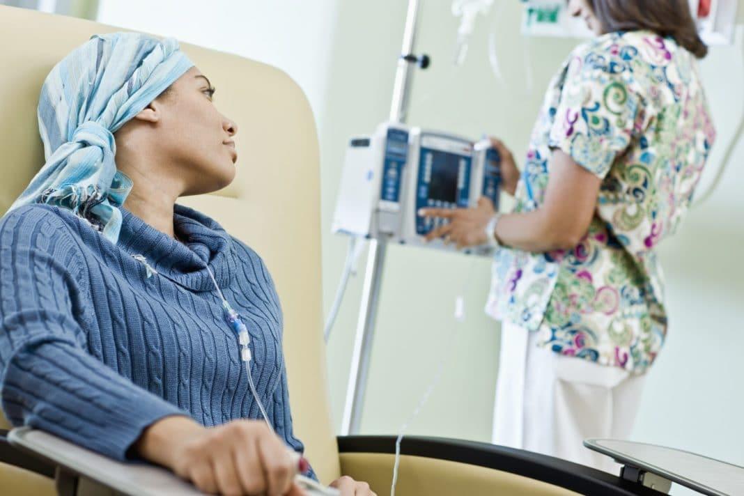 Ресницы при химиотерапии