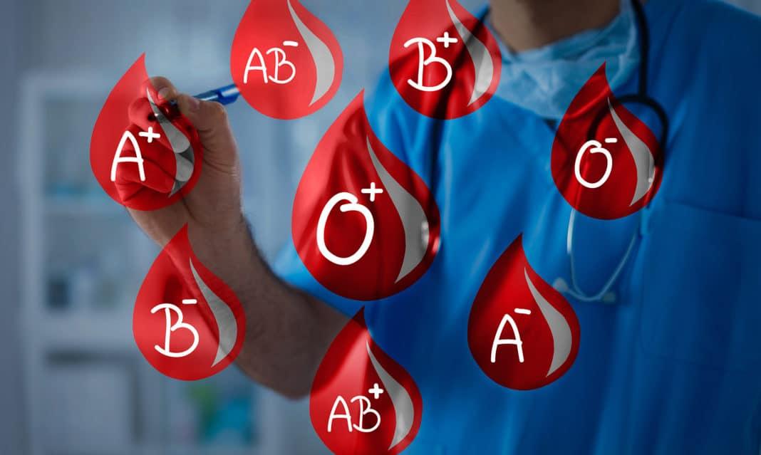 Группа крови и предрасположенность к заболеваниям