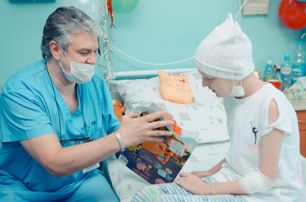 В России нехватка детских онкологов
