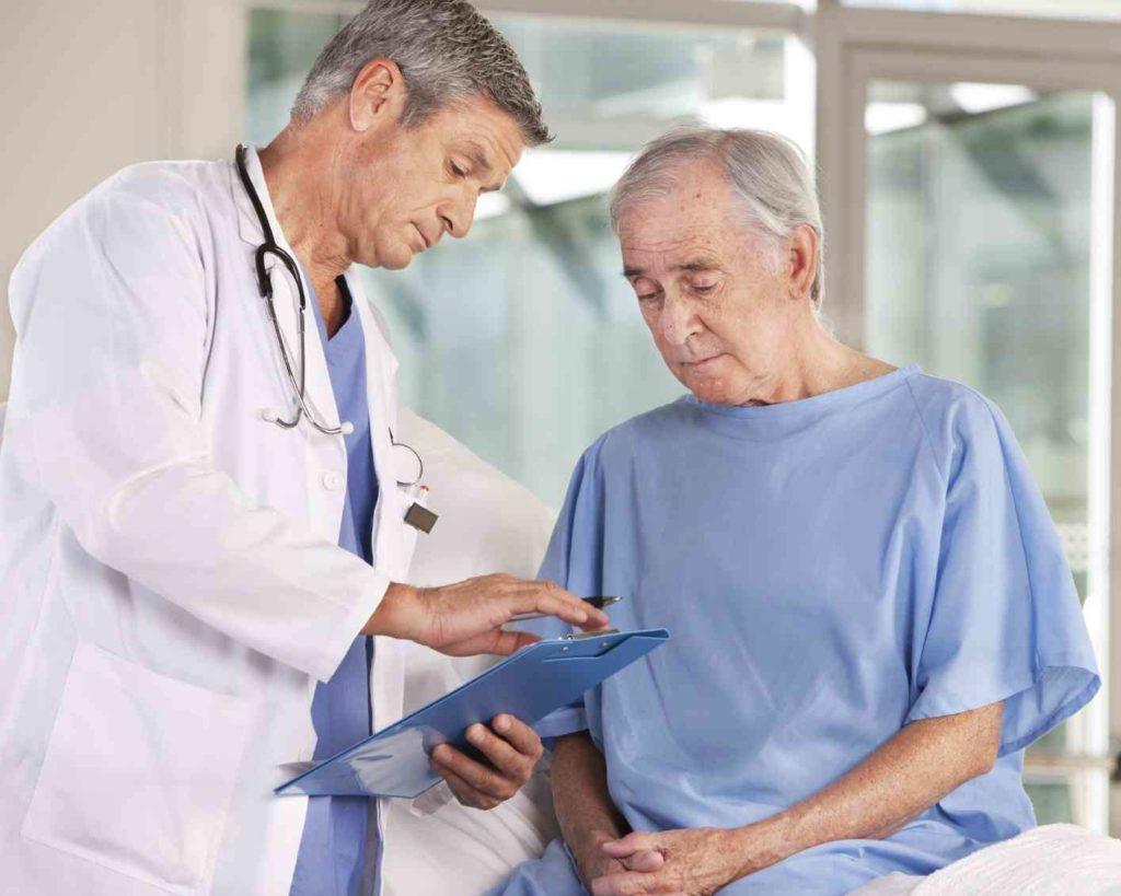 Применении гормонотерапии при раке простаты