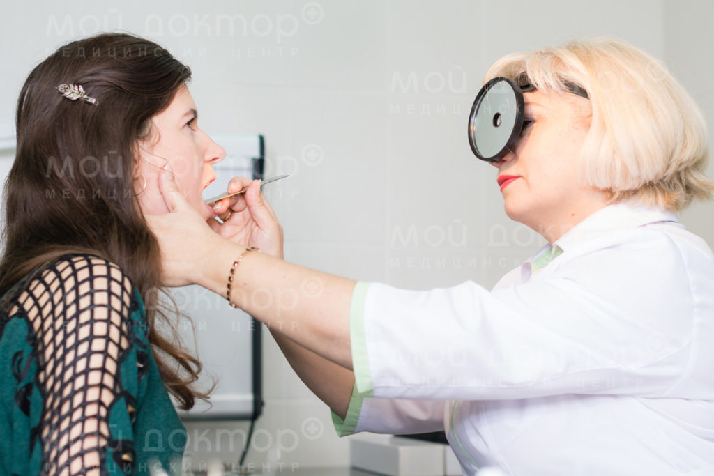 ЛОР-врач