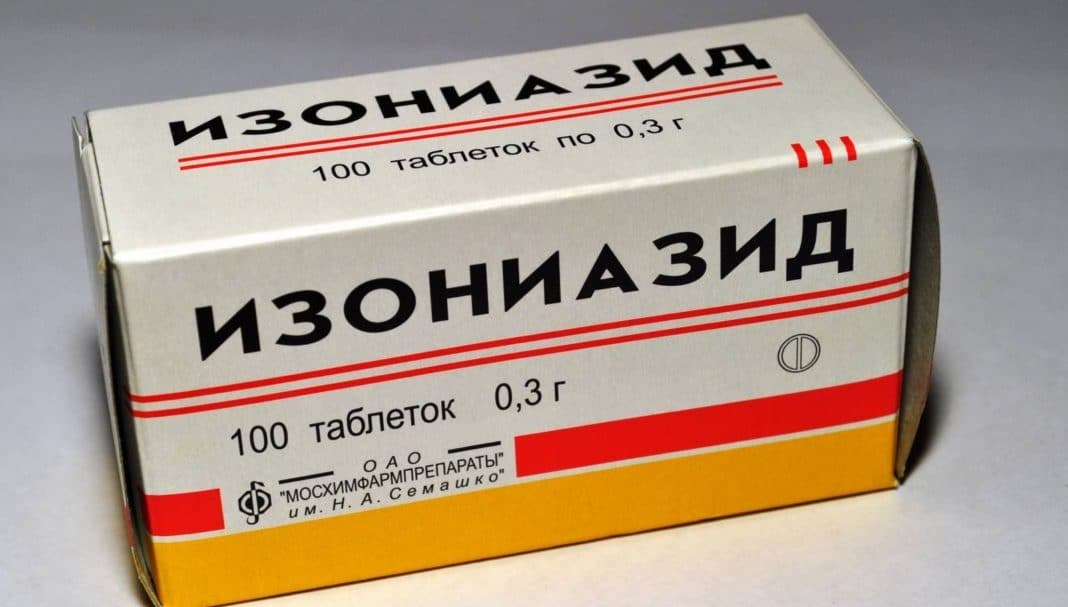 Химиотерапия при туберкулезе