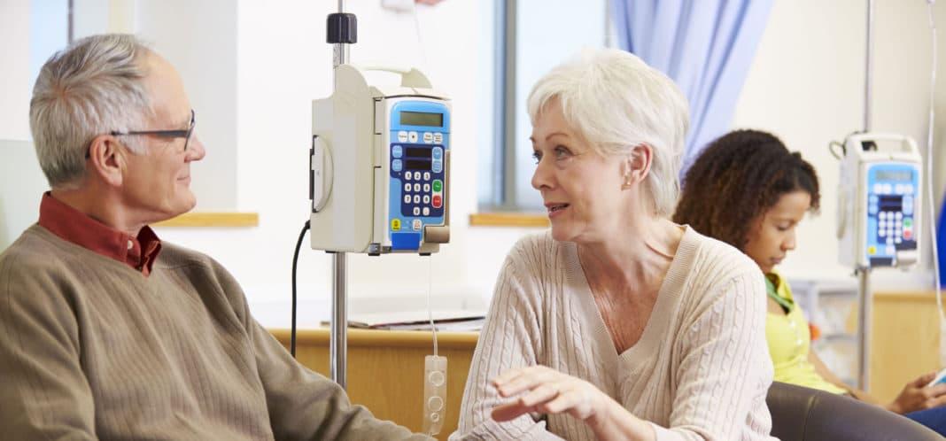 Химиотерапия в пожилом возрасте