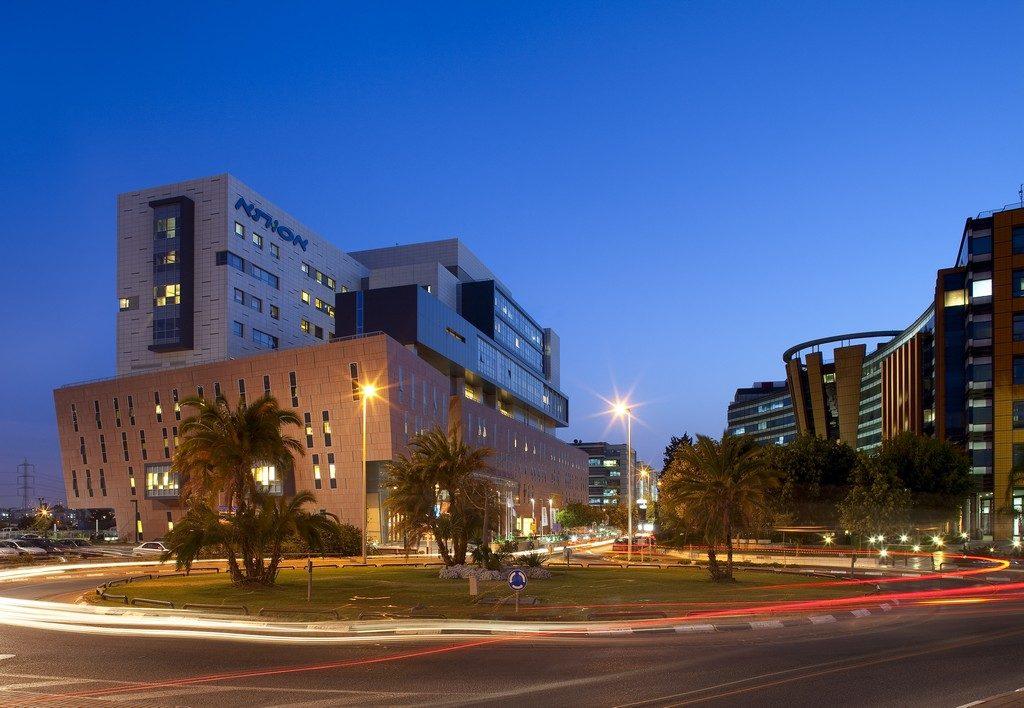 Ассута клиника в Израиле