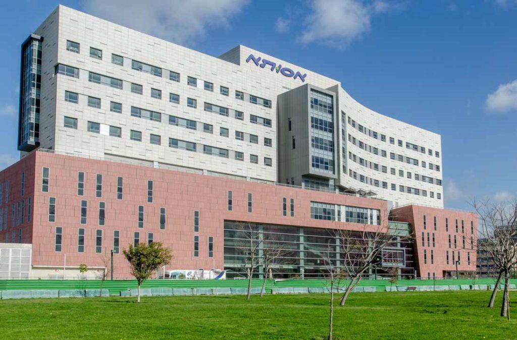 Ассута медицинская клиника Израиль