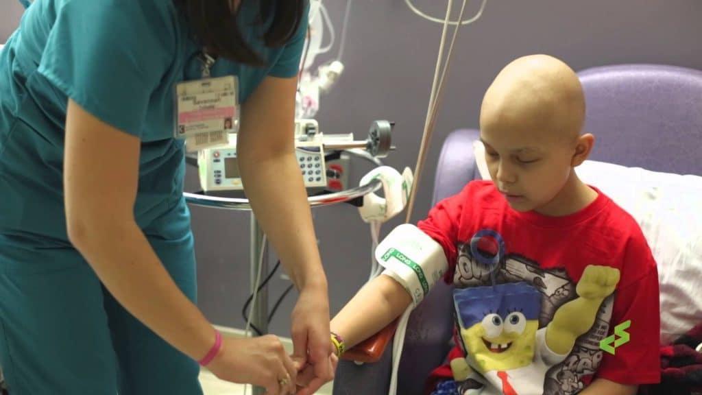 Химиотерапия как один из методов лечения детской онкологии
