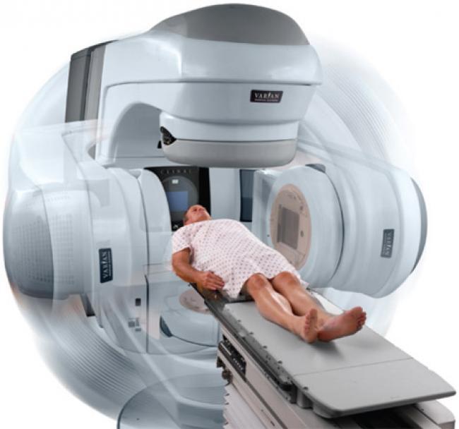 Интенсивно-модулированная радиотерапия как метод лечения остеосаркомы