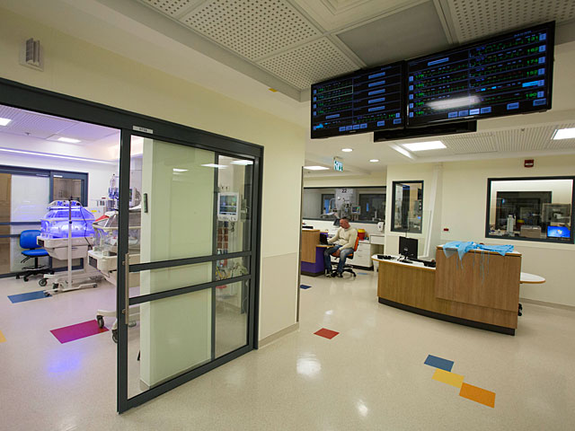 Медицинский центр Шаарей Цедек Израиль