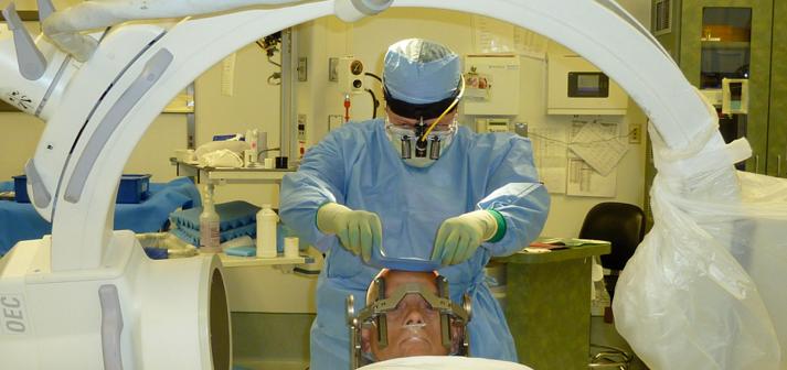 Стерертаксическая радиохирургия как метод терапии при шванноме