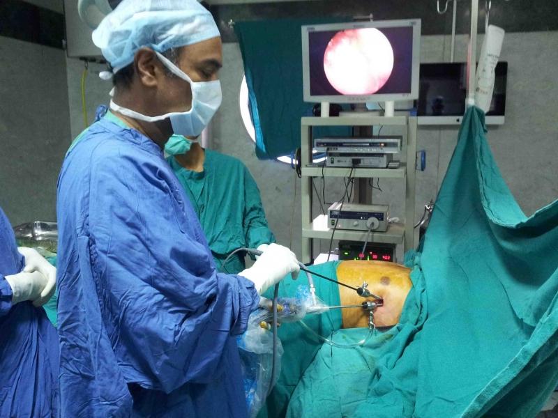 Торакальнальная хирургия