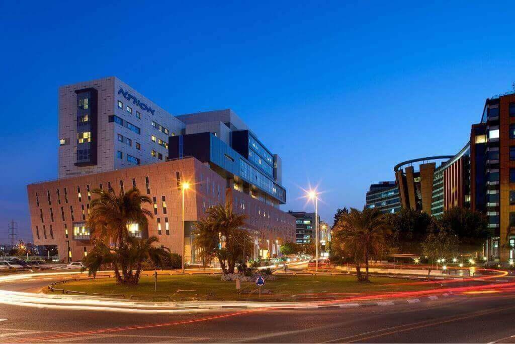 Медицинская клиника Ассута Израиль
