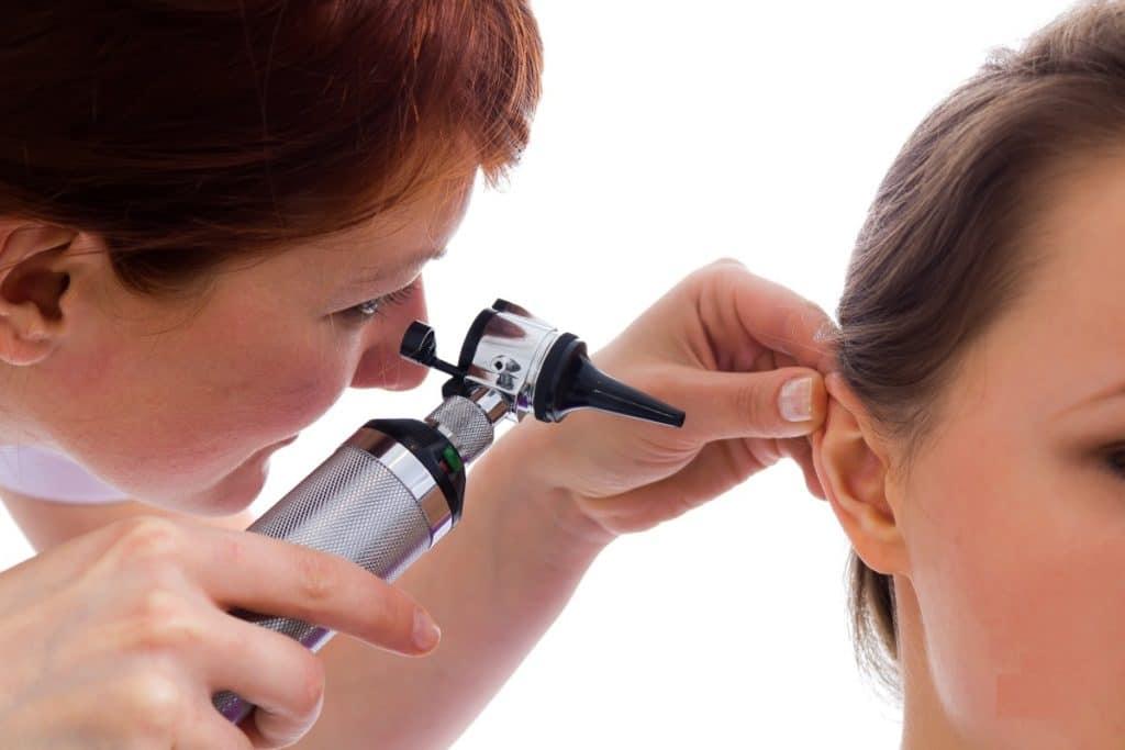 Диагностика опухолей уха