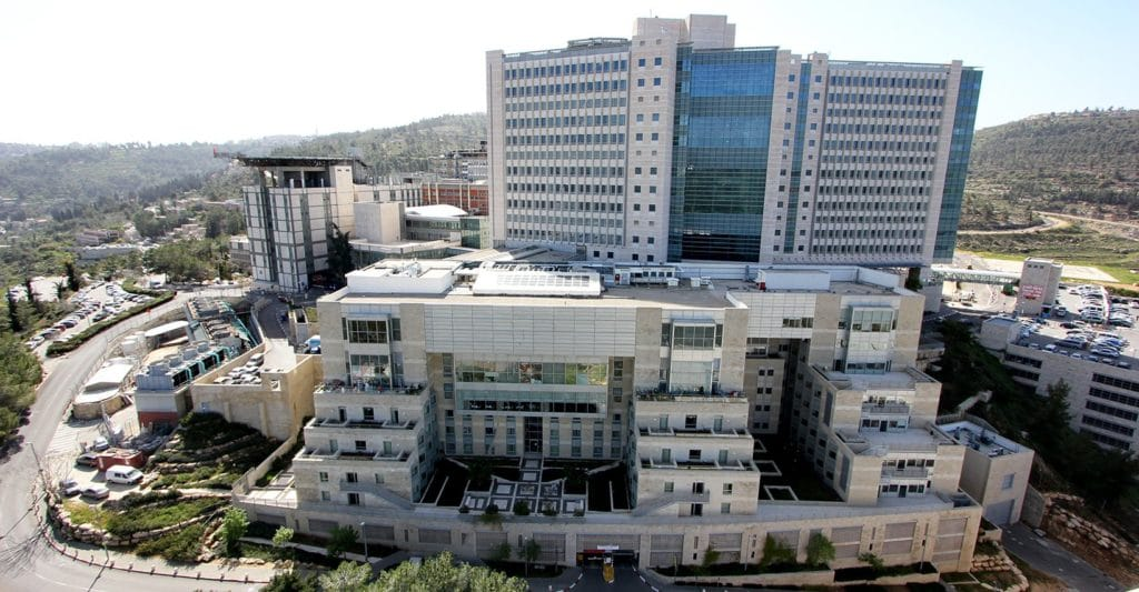 Клиника Хадасса Иерусалим