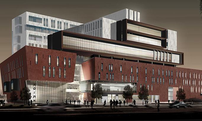 Медицинская клиника Ассута