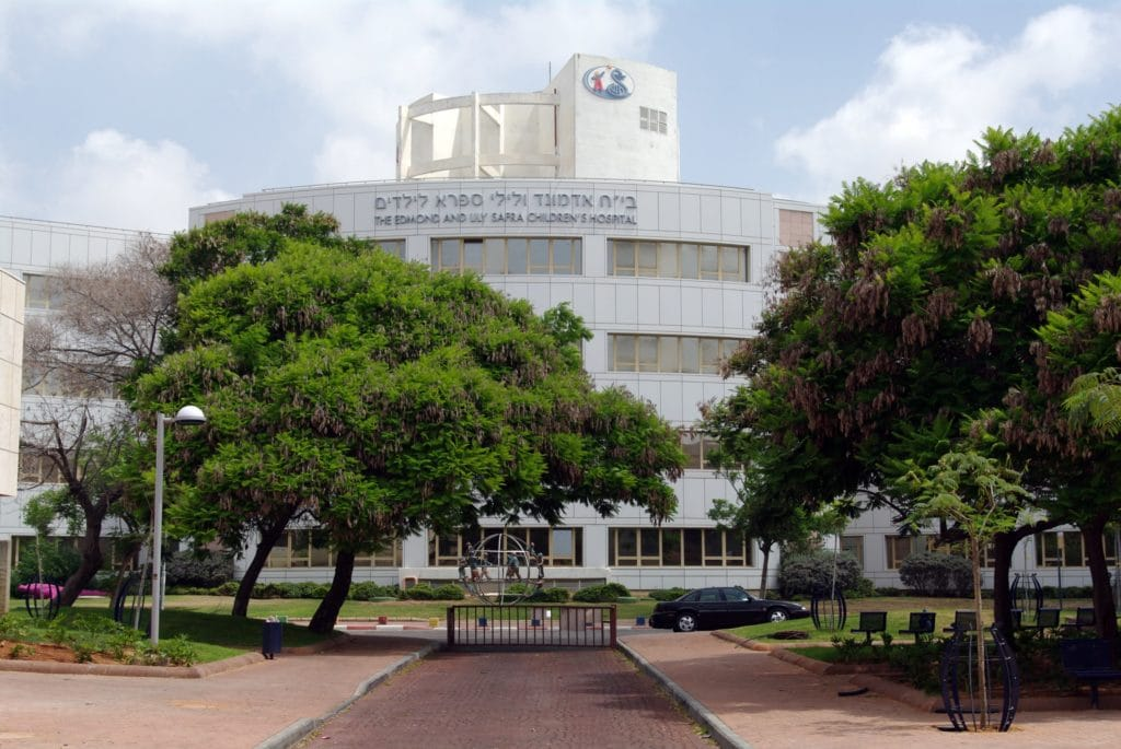 Медицинский центр Шиба Израиль