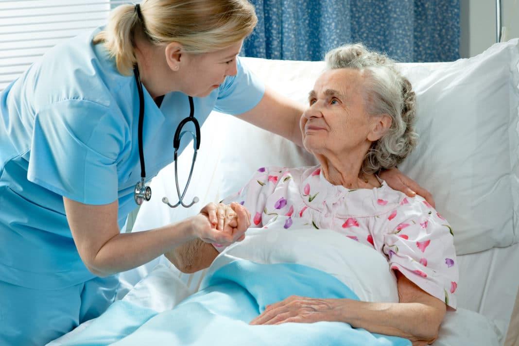Паллиативная помощь больным
