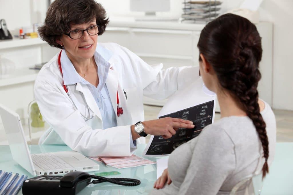 Прием врача гинеколога в клиниках Израиляв клиниках Израиля
